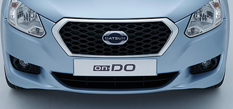 Стиль и дизайн Datsun on-DO